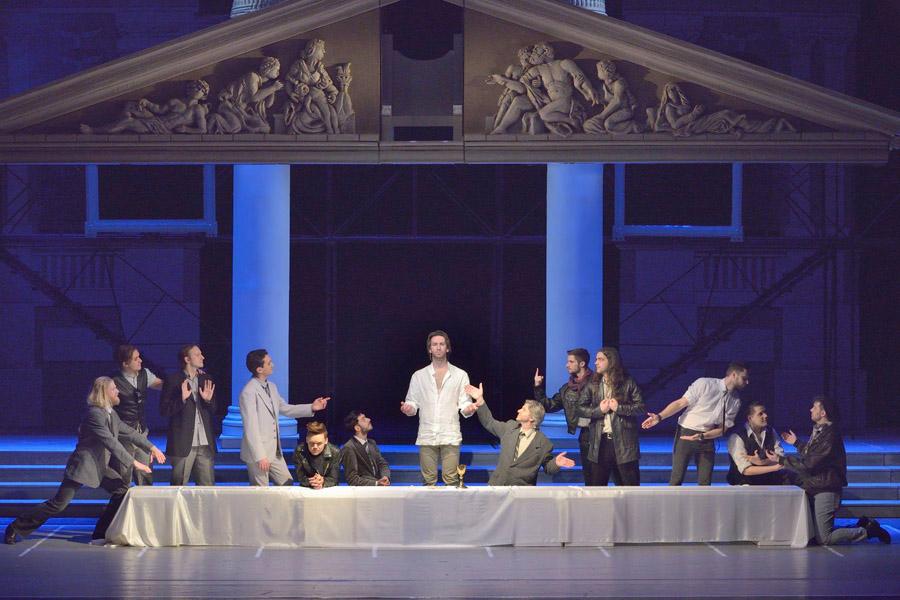 Jesus Christ Superstar dobyl další české město