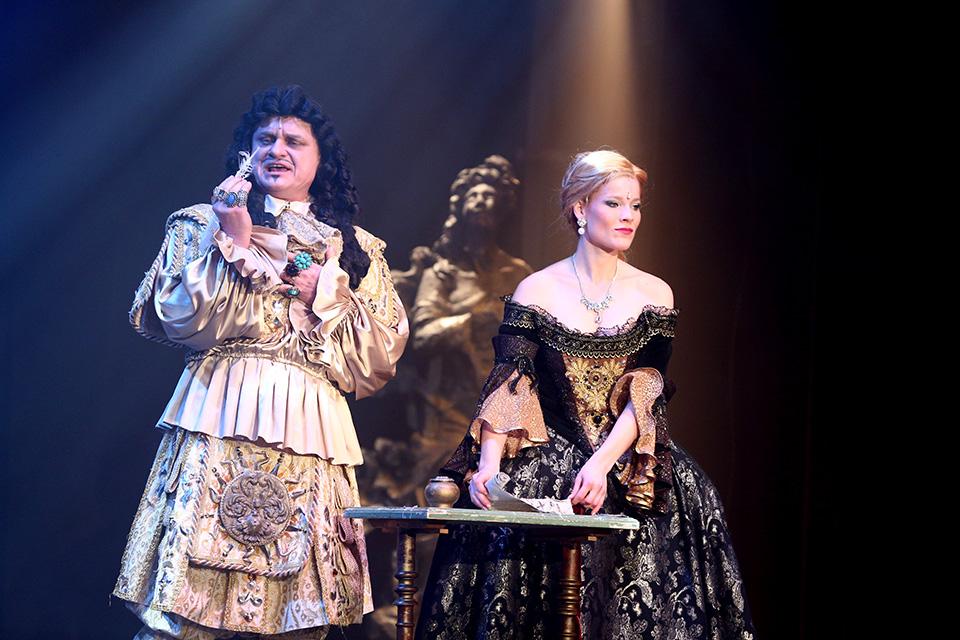 Recenze obnovené premiéry muzikálu ANGELIKA v Divadle Broadway