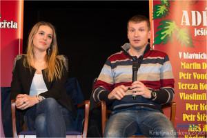 Dominika Richterová, Radek Balaš Adéla ještě nevečeřela Divadlo Broadway