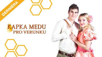 TIP NA VÍKEND: Kapka medu pro Verunku