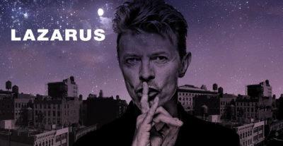 Muzikál Davida Bowieho LAZARUS míří do Prahy