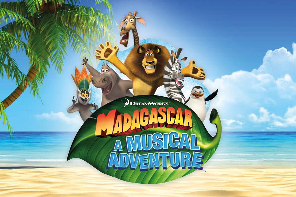 Muzikál MADAGASKAR vyjede příští rok na turné a vypisuje konkurz