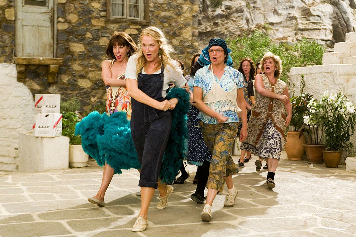 Filmová Mamma Mia! s Meryl Streep bude mít pokračování