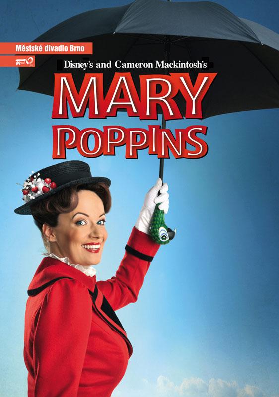 """CD s českou nahrávkou """"Mary Poppins"""" je na světě"""