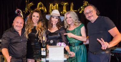 Kamila Nývltová oslavila 30. narozeniny a 10 let na scéně úchvatným koncertem