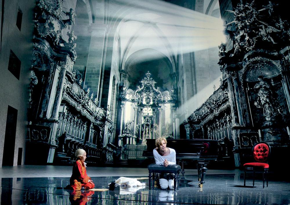 Nové vídeňské uvedení muzikálu MOZART! dosahuje na světovou špičku