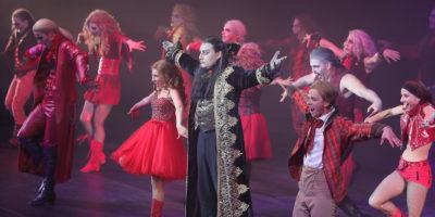 Hrabě von Krolock se rozloučil s Prahou. V září se vrací Fantom opery (+ rozhovor a video)