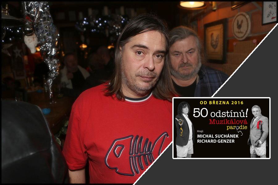 Vyjádření producenta Oldřicha Lichtenberga k odložení muzikálové parodie 50 ODSTÍNŮ!