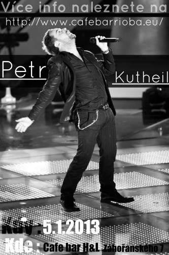 Petr Kutheil a hosté – sólový koncert