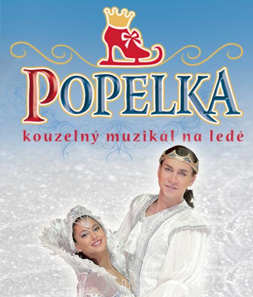 Popelka na ledě se vrací do ČR, na 5 exkluzivních představení (+ soutěž)