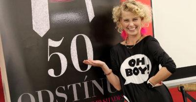 Muzikál 50 ODSTÍNŮ! uvede Divadlo Radka Brzobohatého (+ videa)