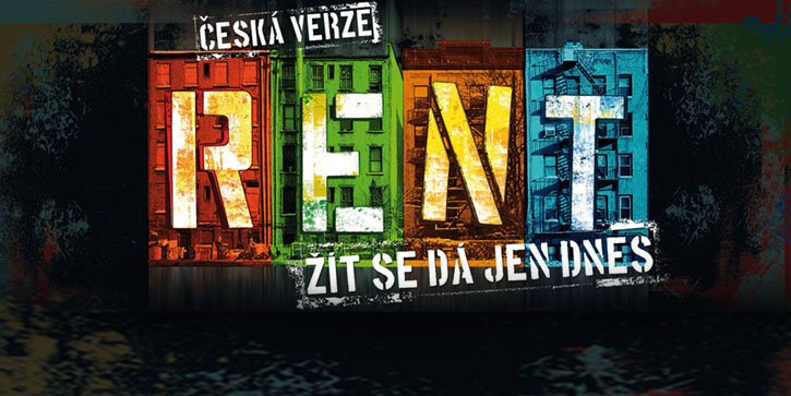RENT v prosinci konečně v české verzi a s novým obsazením