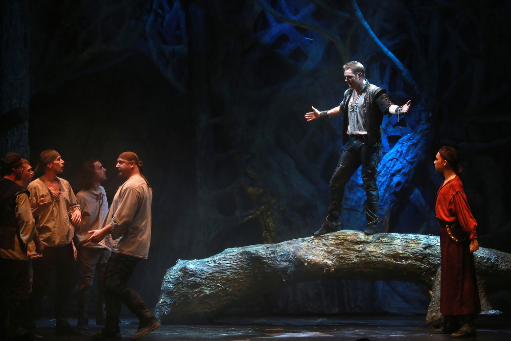 Muzikál ROBIN HOOD se vrací na repertoár Divadla Kalich