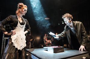 Brněnský Sweeney Todd otevře svou oficínu na jeden večer v pražském Divadle Disk