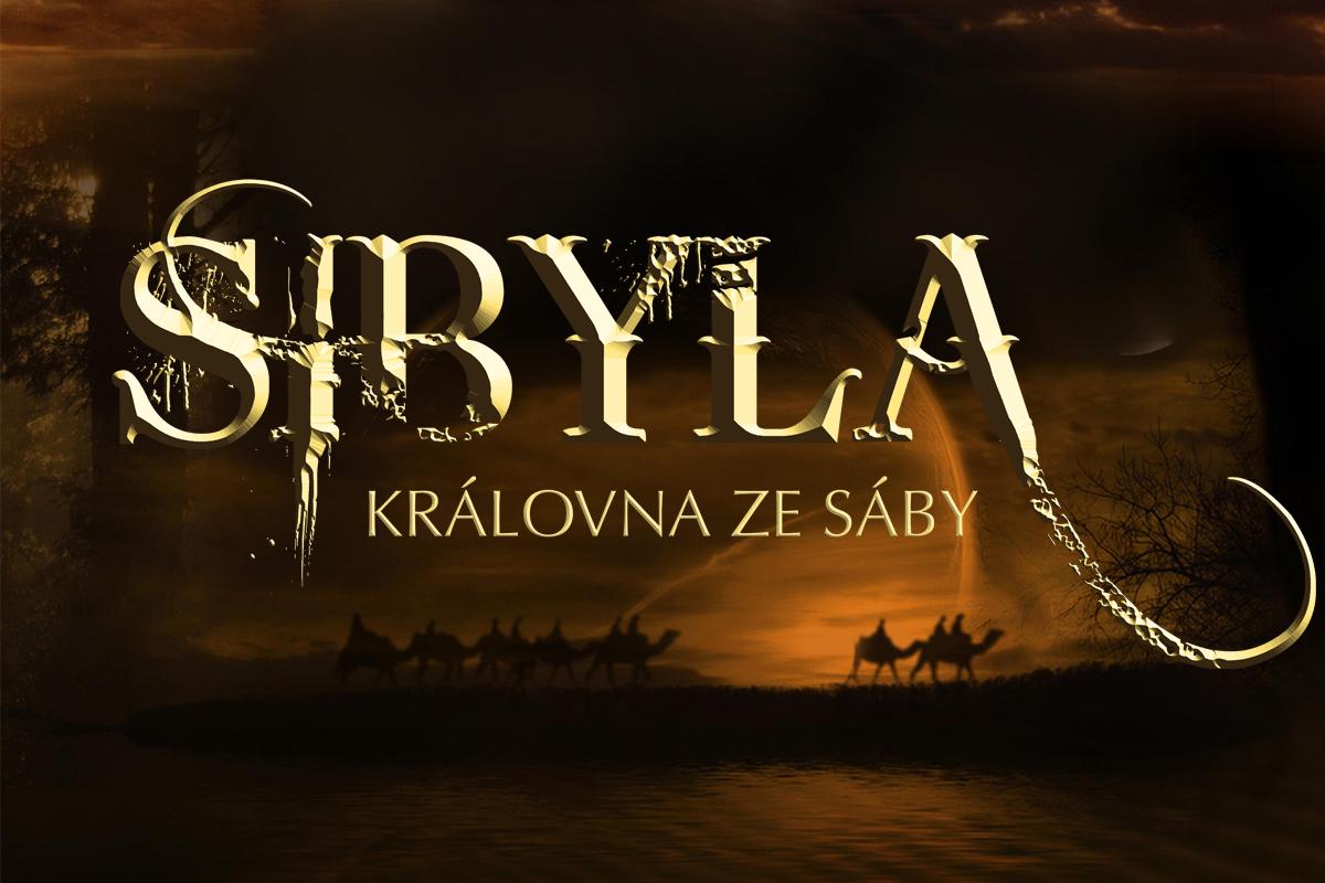 Sibyla, královna ze Sáby přichází do Divadla Hybernia a vyhlašuje konkurz