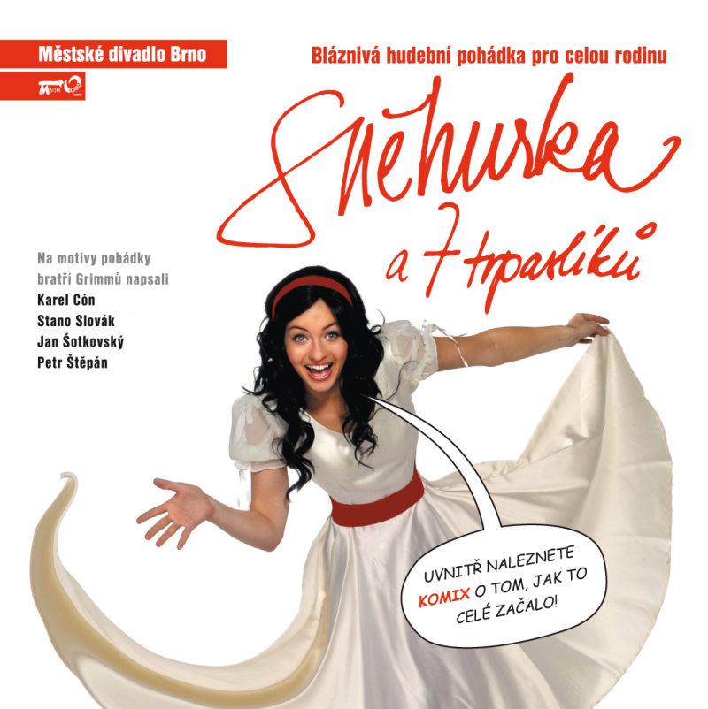 """""""Sněhurka"""" z MdB pokřtila své povedené CD (+ video z představení)"""