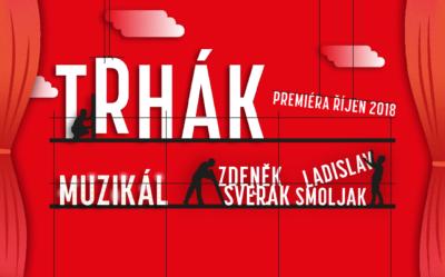 Konkurz na obsazení hlavních a vedlejších rolí a pěvecké company do muzikálu TRHÁK