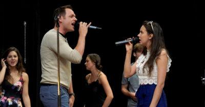 EXKLUZIVNĚ: Obsazení muzikálu VODA NAD VODOU v Divadle Kalich (+ foto ze zkoušky)