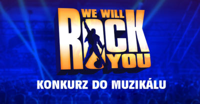 Konkurz do muzikálu WE WILL ROCK YOU
