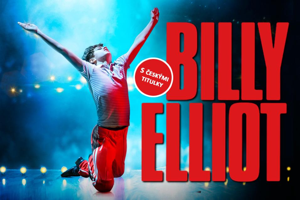 Muzikál BILLY ELLIOT potřetí a naposledy na velkém plátně v Lucerně