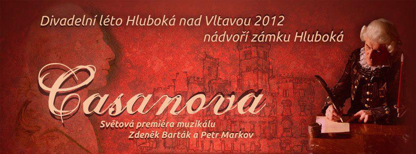 """Premiéra muzikálu """"Casanova"""" na zámku Hluboká se blíží (+ hudební ukázka)"""