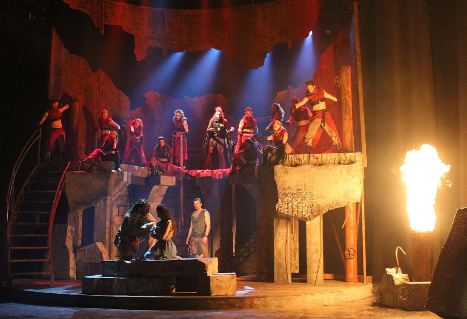 Evangelium o Marii – maďarská rocková opera poprvé v České republice