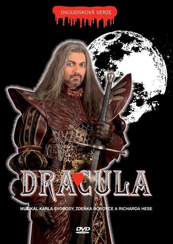 """DVD muzikálu """"Dracula"""" je pokřtěno a u nás i zrecenzováno"""