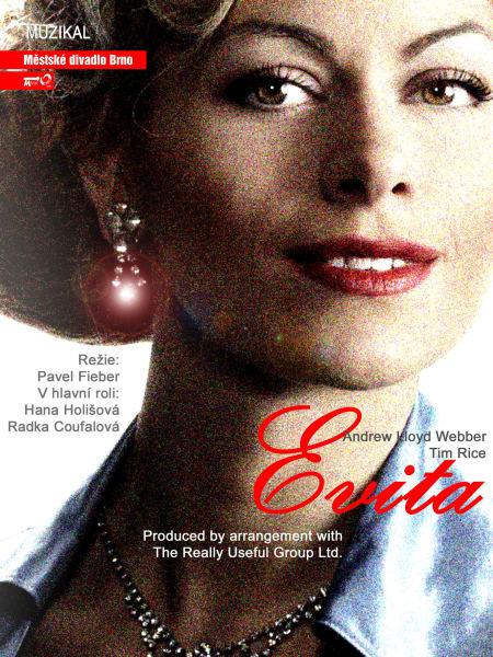 "Stane se ""Evita"" legendou i v Brně?"