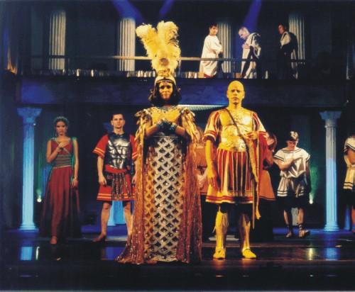 """""""Kleopatra"""" oslavila 10 let a s úsměvem se rozloučila s diváky (+ video)"""