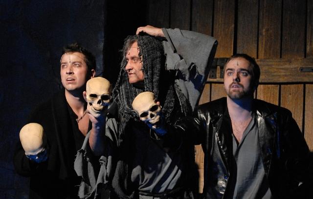 """""""Hamlet"""" Janka Ledeckého se příští rok uvede v Divadle Broadway"""