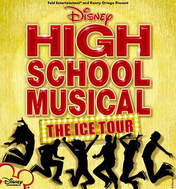 """High School Musical"" přibruslí v květnu do Prahy"