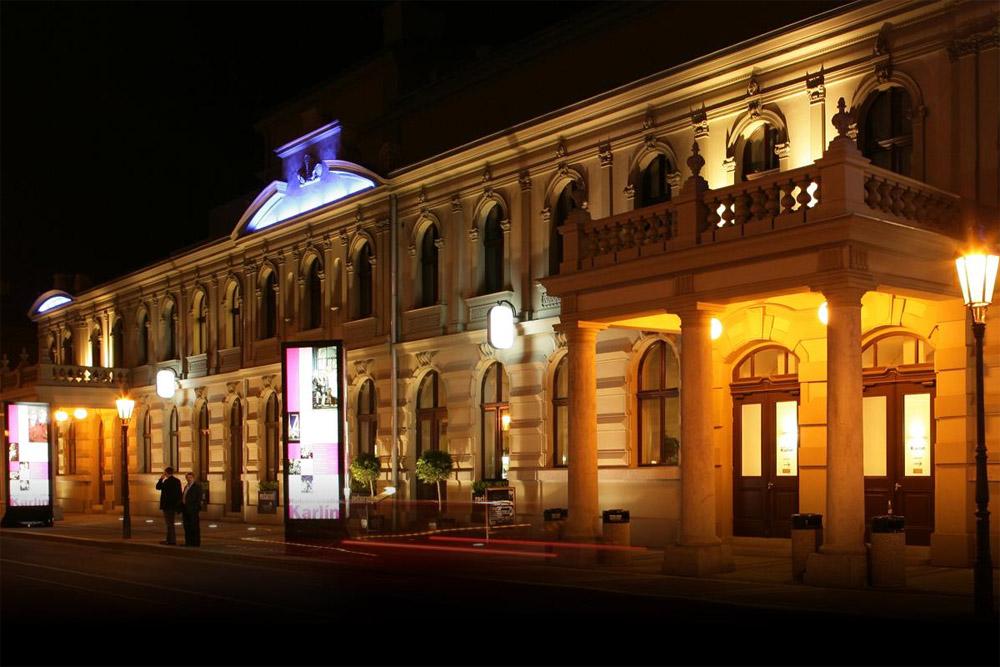Hudební divadlo Karlín vypisuje konkurz do muzikálu ČAS RŮŽÍ s hity Karla Gotta
