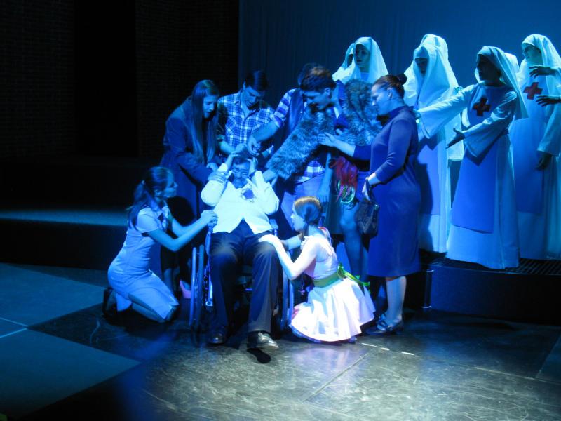 Jerry Springer: Opera – taková zvláštní talkshow v Divadle na Orlí