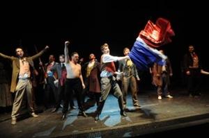 """""""Les Misérables – Bídníci"""" zahájili novou sezónu speciálním představením"""