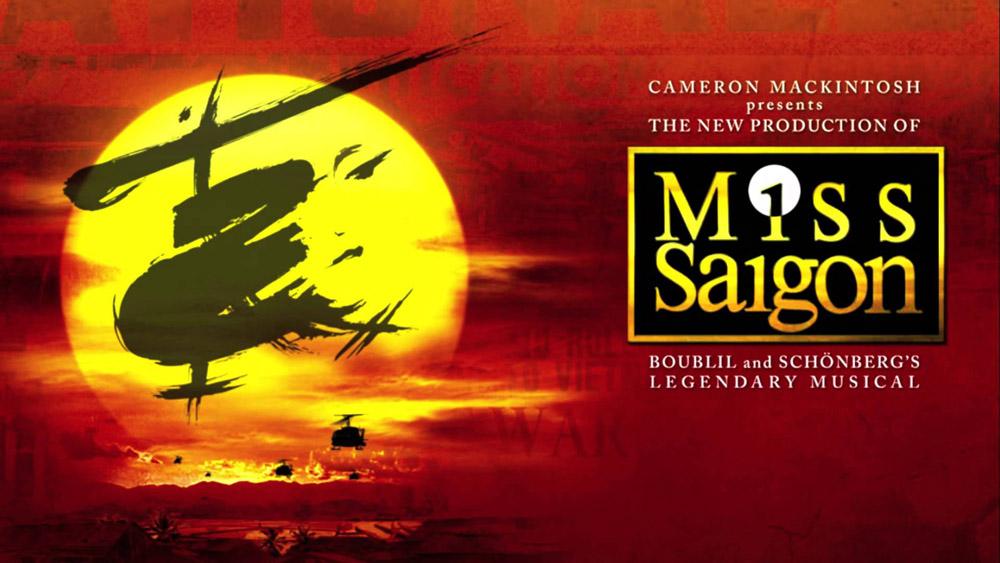 Londýnský revival MISS SAIGON míří do kin, vyjde také na DVD
