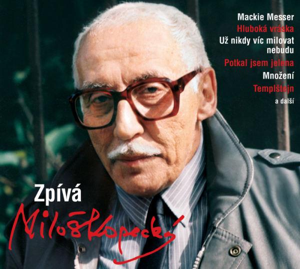 """""""Zpívá Miloš Kopecký"""" – recenze CD"""