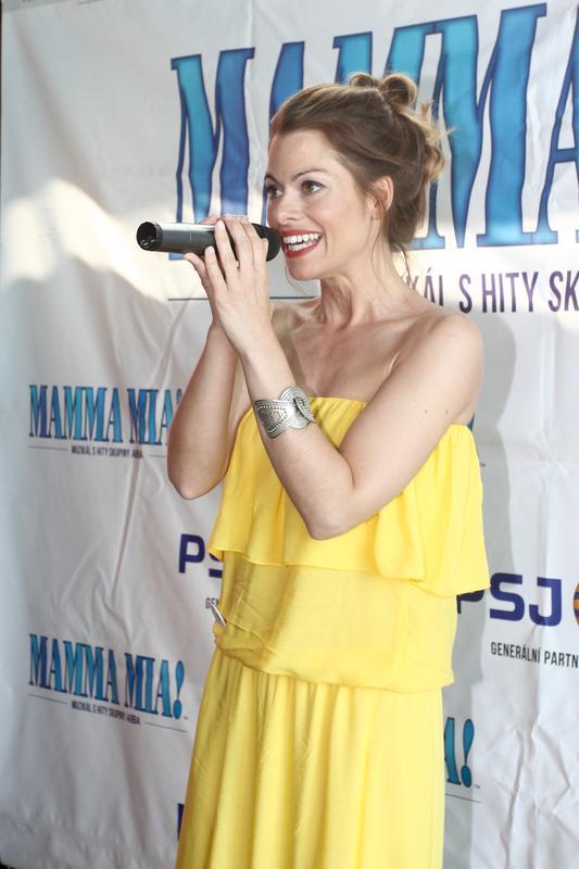 Muzikál Mamma Mia! uspořádal pohodové matiné