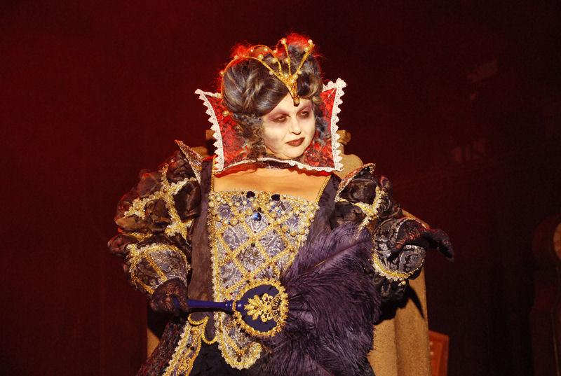 """Ochutnávka kostýmů z nové verze muzikálu """"Dracula"""""""